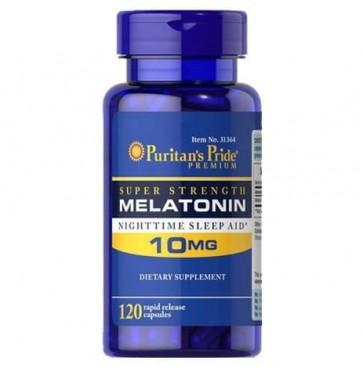 Melatonina 10mg 120s PURITAN