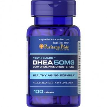 DHEA 50mg 100 tabs PURITAN