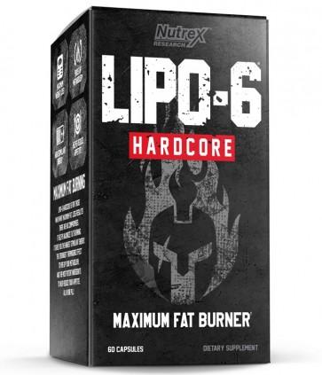 Lipo 6 HARD CORE Nutrex