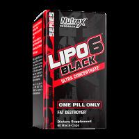 Lipo 6 Black uc NUTREX