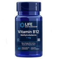 Methylcobalamin 1mg 60 v loz LIFE Extension