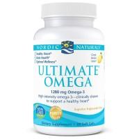 Ultimate Omega Fish Gels 60s Nordic naturals
