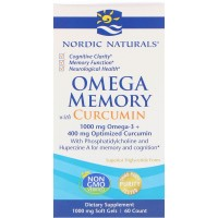 Omega Memory 60s Nordic naturals