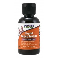 MELATONINA LIQUIDA 3MG Now foods 2oz (59ml)