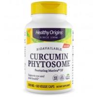 Curcumin Phytosome 500mg 60 veg caps Healthy Origins