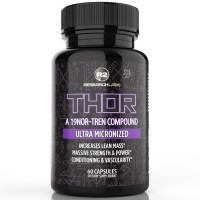 Thor 19NOR-TREN COMPOUND - Formula Original - R2 Labs
