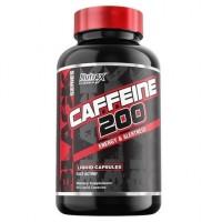 Caffeine 200mg 60 caps NUTREX