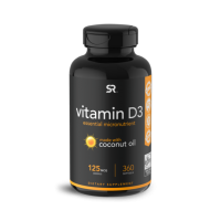 Vitamina D3 5.000 360s Sports Research