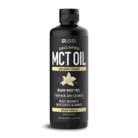 Emulsified MCT OIL Vanilla Sports Research
