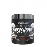 Psychotic TESTO - Lançamento Insane Labz