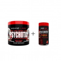 1 Psychotic RED + 1 Psychotic Diablo