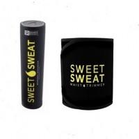 Sweet Sweat Bastão 182g + Cinta preta SPORTS Research